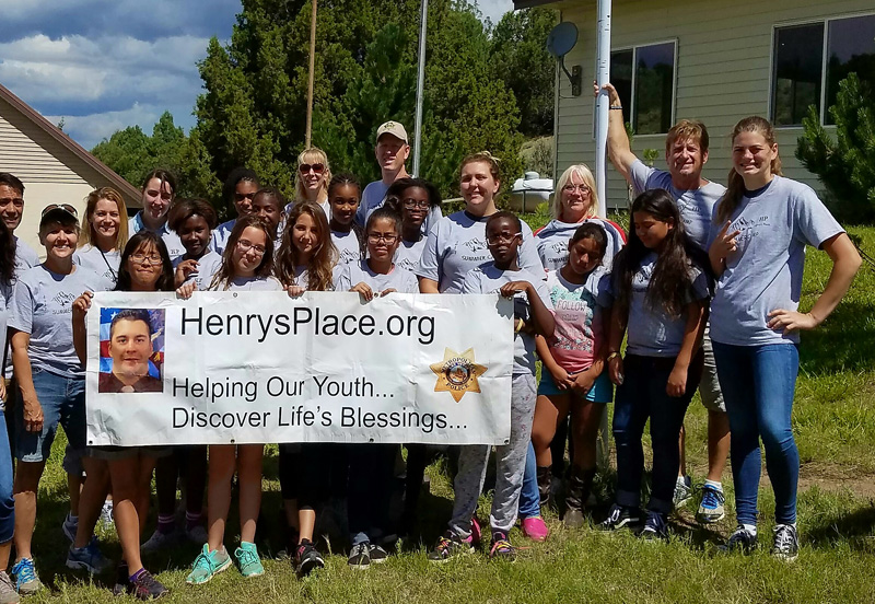 About Henry's Place